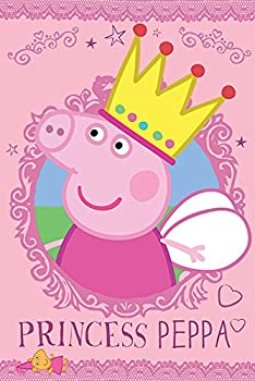 Peppa Pig - TV Show Poster/Print  Princess Peppa   Size  24 inches x 36 inches