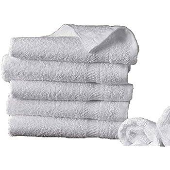 Toallas Hotel SPA 420 gr/m², diversa dimensión. 100% de algodón Peinado. (5 toallas de baño 50x100 cm): Amazon.es: Hogar