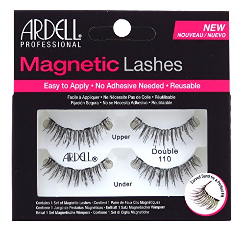 Ardell Magnetic #110 Double Black Lashes (3 Pack)