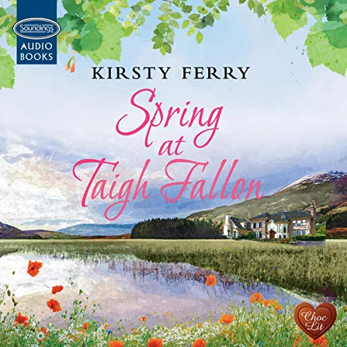 Spring at Taigh Fallon audiobook cover art