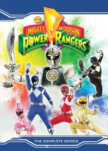 Mighty Morphin Power Rangers: The Complete Series (2017 Edition)