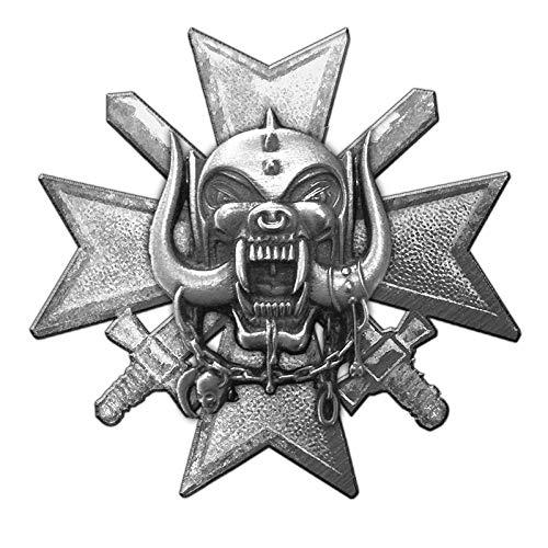 Motörhead METALL PIN # 8 BAD MAGIC WARPIG ANSTECKER BADGE BUTTON