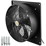 Mophorn Ventilador Axial 250W Ventilador Industrial Extractor 1390 Rpm Extractor de Ventilación Ventilador de Escape
