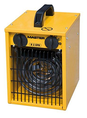 Master Elektroheizgerät Heizlüfter Lufterhitzer B 2 EPB 1-2 kW ***NEU***
