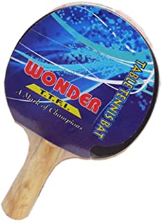 Table Tennis Bat Wonder Table Tennis Racquet by Sportz Center
