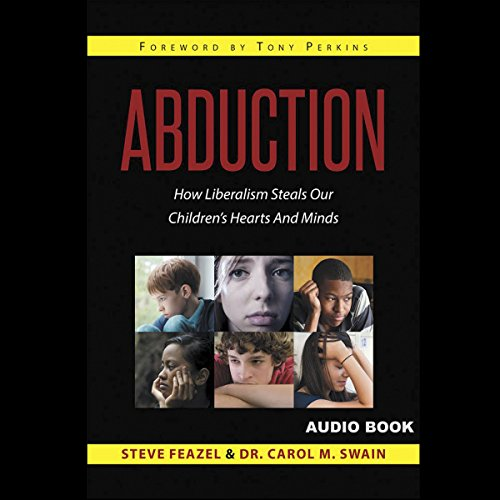 Abduction audiobook cover art