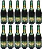 Lambrusco rosso dolce Gualtieri Dell`Emilia IGT (12 X 0,75 L) - Vino Frizzante - Roter Süßer Perlwein 7,5% Vol. aus Italien