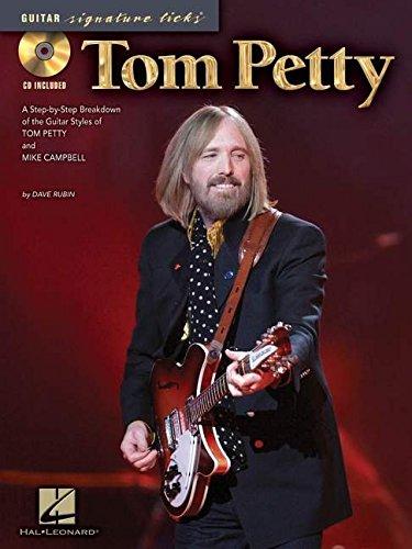 Guitar Signature Licks: Tom Petty: Lehrmaterial, CD für Gitarre