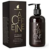 Caffeine Hair Loss Hair Growth Shampoo, Volumizing Thinning Hair with Natural and Healthy Ingredients