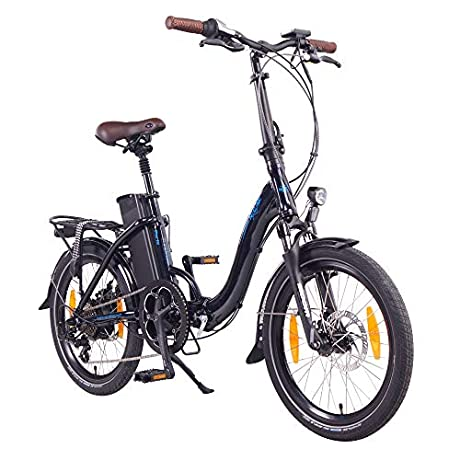 NCM Paris E-Bike, E-Faltrad