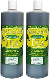 Liquid Tea Concentrate Without Caffeine- Makes 64 Gallons!