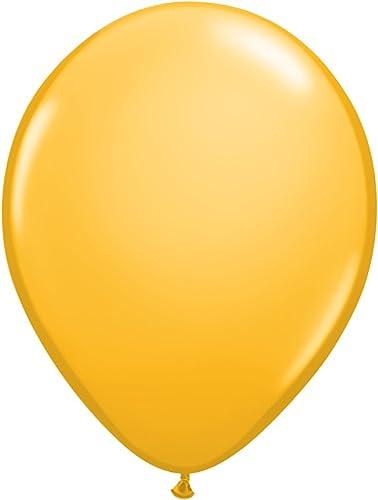 ahorre 60% de descuento Pioneer Balloon Company 100 100 100 Count Latex Balloon, 11, oroenrod by Pioneer Balloon Company  oferta de tienda