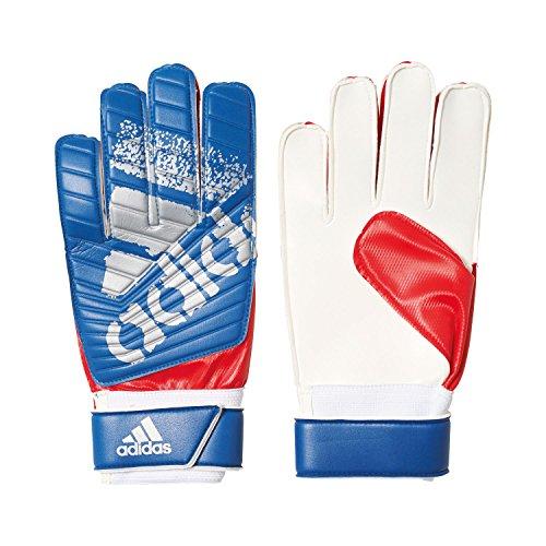 adidas Unisex– Erwachsene Handschuhe-B48039 Torwart-Handschuhe, Solred/White, 8