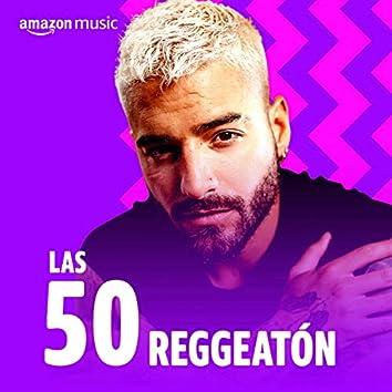 Las 50 Reggaetón