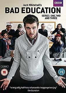 Bad Education Series 1-3 Bad Education - Series One, Two & Three NON-USA FORMAT, PAL, Reg.2 United Kingdom