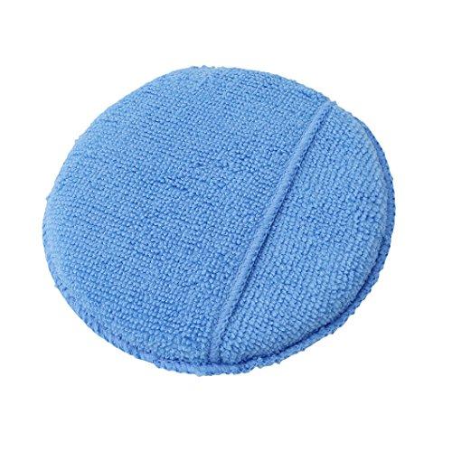 Preisvergleich Produktbild ODN 5 Stück / Set Blau Polierschwämme Wachs Schwämme Weich Universalreiniger