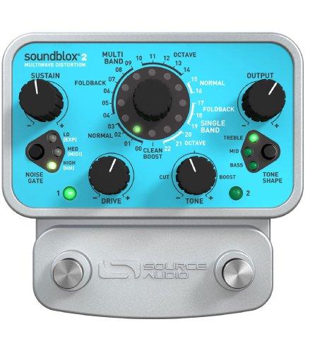 Source Audio SA220 Distortion Pedal Guitar