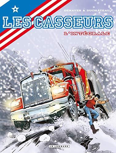 Intégrale Les Casseurs - tome 4 - Intégrale Les Casseurs 4
