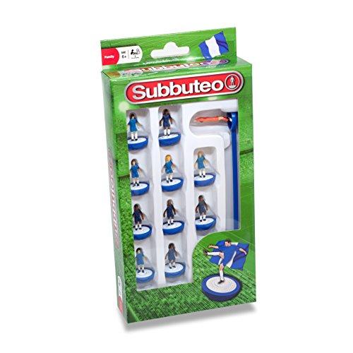 Unbekannt Subbuteo 3425 Spieler-Set, blau