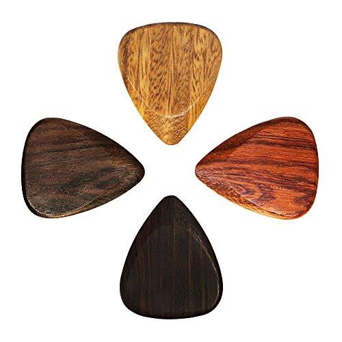 Timber Tones TTEG4 plectrum voor elektrische gitaren (4 stuks)