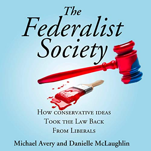 The Federalist Society cover art