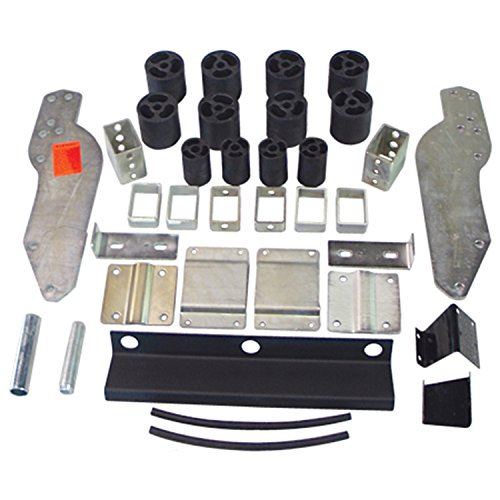 02 nissan frontier lift kit - 5
