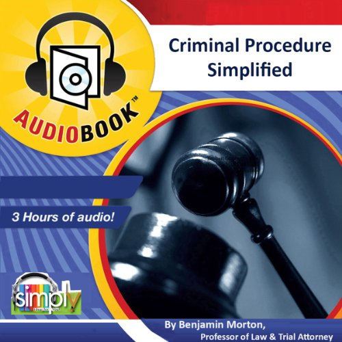 Criminal Procedure audiobook cover art