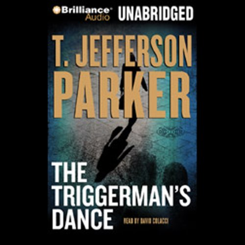 The Triggerman's Dance audiobook cover art