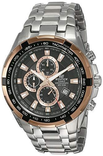 Casio Edifice Chronograph black Dial Men's Watch - EF-539D-1A5VDF(ED368)