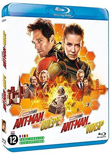 Ant-man 2 : ant-man et la guêpe [Blu-ray] [FR Import]