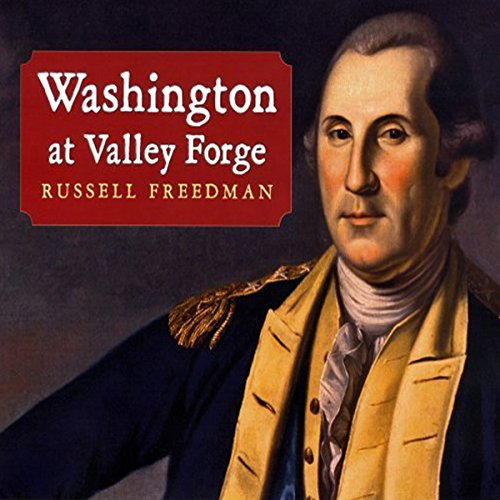 Washington at Valley Forge  cover art