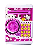 Kids will learn to save and have fun doing it with this atm piggy bank. Password protection :four electronic passwords protection. Item materials - made of high-quality ABS plastic and electronic components. Premium quality, a unique designer piggy b...