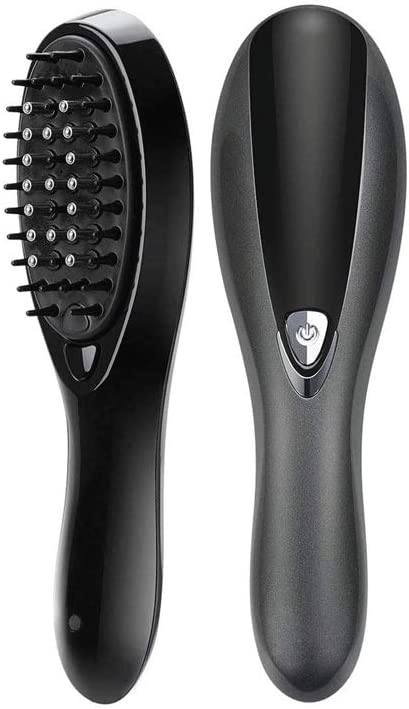 TJLSS Handheld Hair Massager Care Regular store Guiding Elect Liquid Comb In a popularity