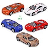 Zest 4 Toyz Die cast Cute Mini Pull Back Metal Racing Car Set