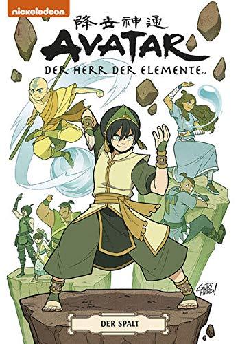 Avatar – Herr der Elemente Softcover Sammelband 3: Der Spalt