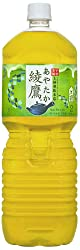 綾鷹 ペコらくボトル 2LPET×6本