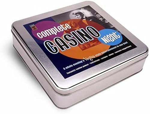 venta directa de fábrica Complete Casino Night by by by Memorise This Ltd  precio al por mayor