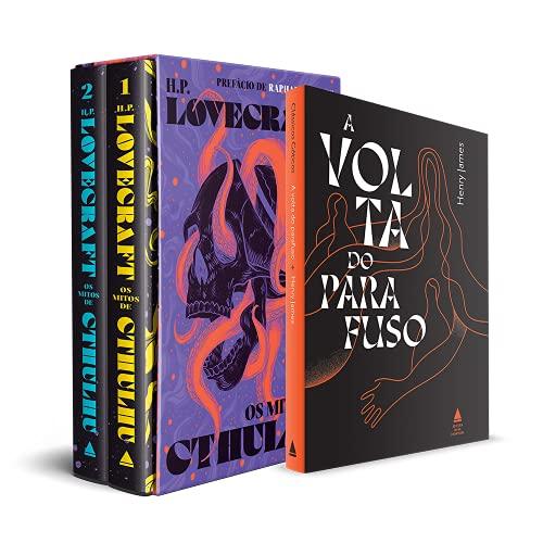 Kit Box Mitos de Cthulhu + A Volta do Parafuso