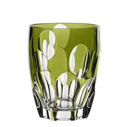 Spiegelau & Nachtmann, Becher, Glas, 300 ml, Prezioso Verde, Grün, 0095684-0