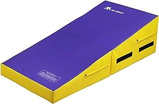 Sponsored Ad - Gymnastics Mat Cheese Wedge Mat Octagon Tumbler, Multi-Size Skill Shape Tumbling Mat, Handsprings, Backben...