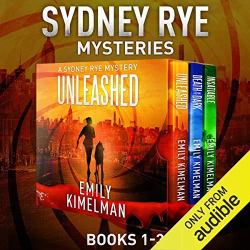Couverture de Sydney Rye Mystery Box Set, Books 1-3