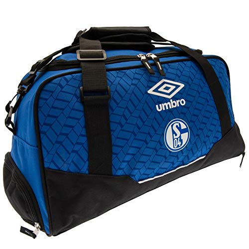 FC Schalke Umbro - Bolsa de Deporte (Talla única), Color Azul