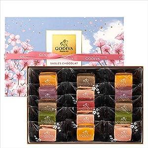 【公式】 ゴディバ (GODIVA) サブレショコラ 桜(15個入)