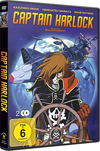 Captain Harlock (2 DVDs)