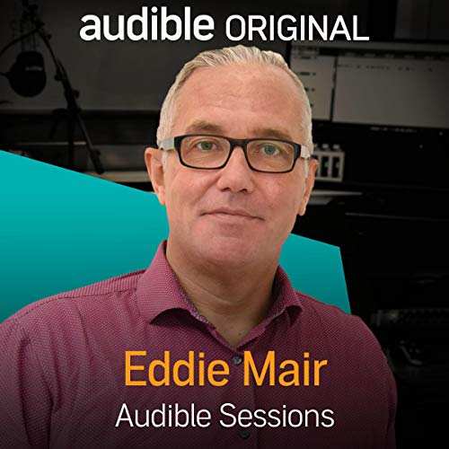 Eddie Mair audiobook cover art