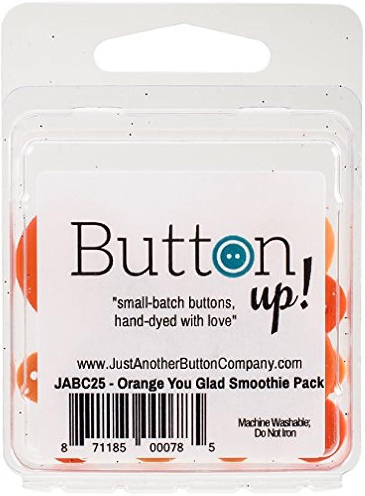 Button Up! JABC2505 Smoothie Pack, Orange You Glad
