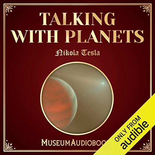 Talking with Planets audiobook cover art