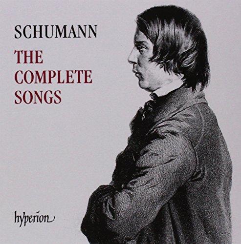Robert Schumann: Sämtliche Lieder