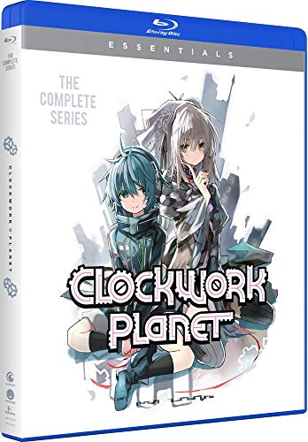 Clockwork Planet: The Complete Series Blu-ray + Digital - Blu-ray