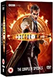 Doctor Who - The Complete Specials Box Set: The Next Doctor / Planet of the Dead / Waters of Mars / The End of Time Parts 1 & 2 [Reino Unido] [DVD]